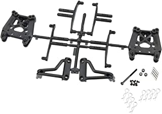 HPI Racing 105312 Shock Tower, Body Mount and Roll Bar Set, Savage XS