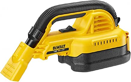 Dewalt 得伟 dcv517N 18V XR 手持式吸尘器–机体而已 18V 黑色 / 黄色