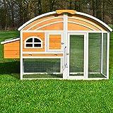 Zooprimus Hühnerstall 90 Geflügelhaus - Kiki-Riki - Stall für Außenbereich