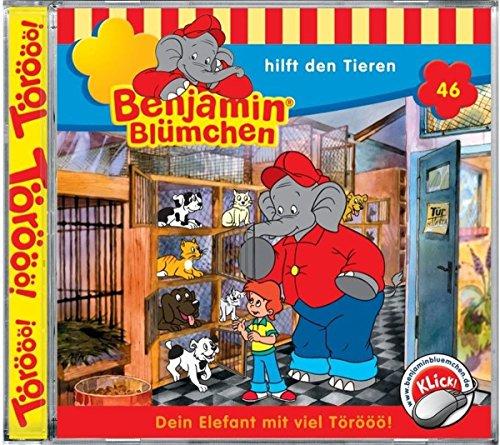 Folge 46: Benjamin hilft den Tieren