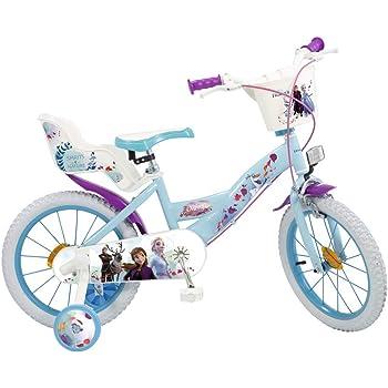 Cestino Bici Disney Frozen On Bike