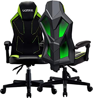 Admirable Amazon Com Gaming Chair Green Ocoug Best Dining Table And Chair Ideas Images Ocougorg