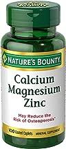 Nature's Bounty Calcium-Magnesiuim-Zinc