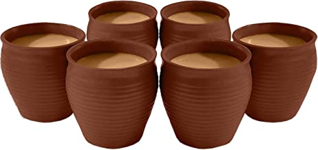 Best clay chai cups Reviews