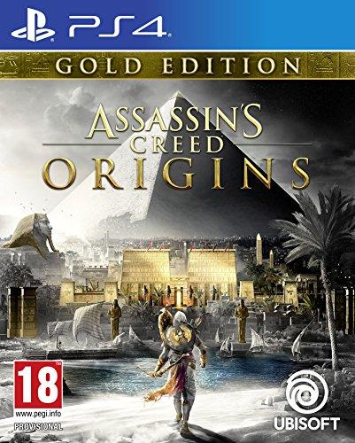 Assassin's Creed Origins Gold Edition - PlayStation 4 [Importación inglesa]