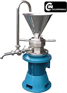 CGOLDENWALL Muti-functional Vertical peanut butter Sesame soybean colloid mill juice machine grinder (JML-65 (Diameter of Scafe: 65 mm))