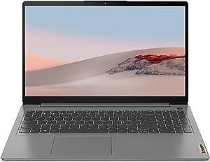 Lenovo IdeaPad Thin and Light Laptop, 15.6