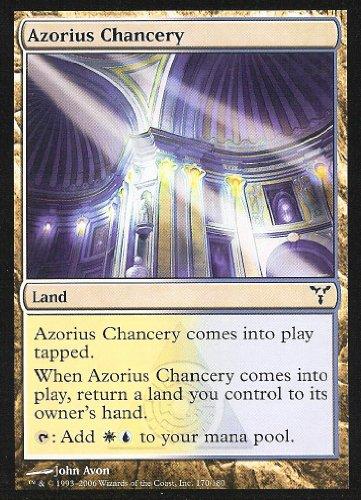 Magic: the Gathering - Azorius Chancery - Dissension