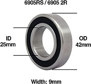 Bloc Coulissant de glissi/ère de roulement /à Billes de Mouvement lin/éaire de 4pcs SCS8UU 8mm pour limprimante 3D Hongzer Roulement /à Billes lin/éaire