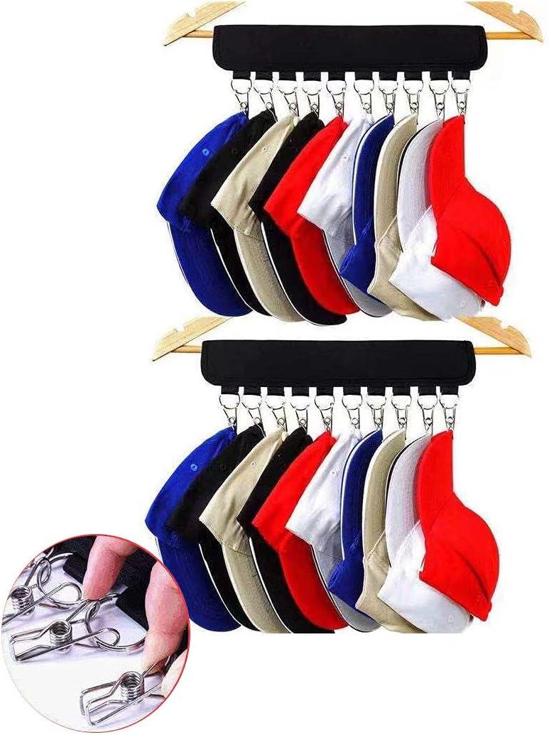 Yi-Yi ! Super beauty product restock quality top! Hat Organizer Hanger Caps Under blast sales Baseball Organ for