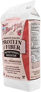 Bobs Red Mill Protein and Fiber Nutritional Booster, 16 Ounce - 4 per case.