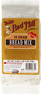 Bobs Red Mill Bread Mix 10-Grain 19.0 OZ(Pack of 3)