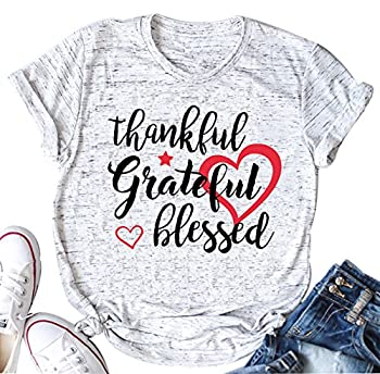 Best thankful shirts for women Reviews
