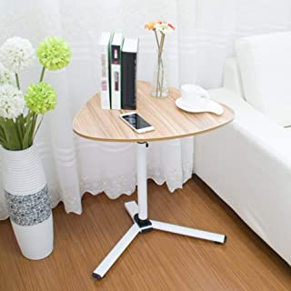 Table Notebook Laptop Desk Portable Standing Bed Sofa Table Multifunction Height Adjustable Mobile Learn Read Artificial B...