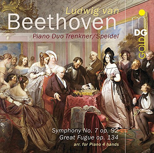 Beethoven: Sinfonie Nr. 7 / Große Fuge für Klavier