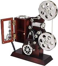 Projetor de Filmes Musical Retrô - Music Box Cinema + Chaveiro - 21cm