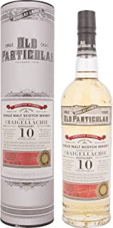 Douglas Laing Craigellachie Old Particular 10 Years Old Single Cask Whisky 1 x 0.7 l