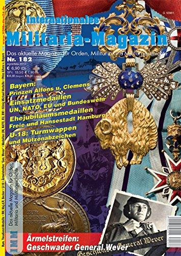 Internationales Militaria-Magazin IMM Nr. 182 Orden Militaria Militärgeschichte