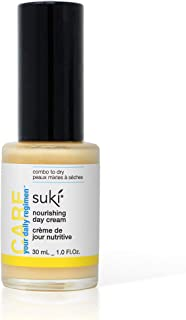 Suki Skincare Nourishing Day Cream - With Vitamin C & Firming Collagen Peptides - Rich, Luxurious, Age-Defying Cream For Super Smooth & Hydrated Skin - 30 ml