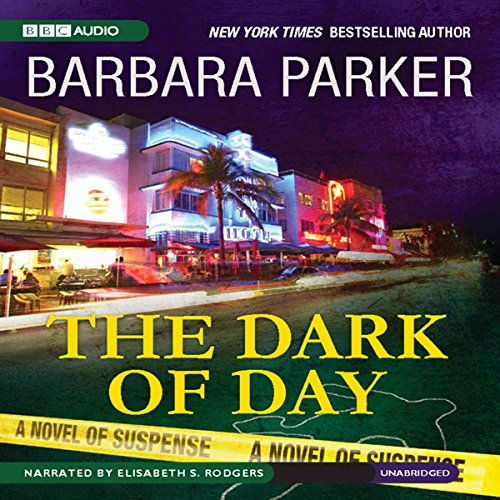 The Dark of Day audiobook cover art