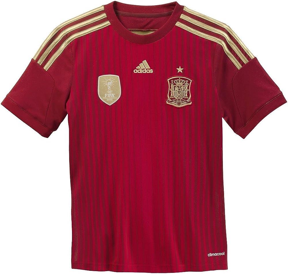 adidas Spain Columbus Mall Home Youth 2014-2015 Jersey Seasonal Wrap Introduction