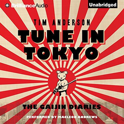 Tune In Tokyo audiobook cover art