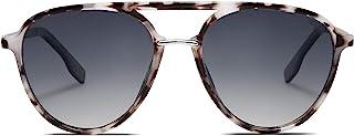 Oversized Polarized Sunglasses for Women Men Aviator Big...
