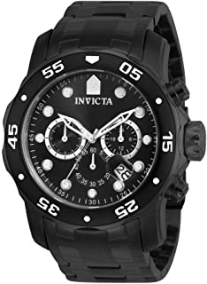 Men's 0076 Pro Diver Collection Chronograph Black...