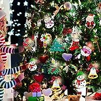 Shemeets Christmas Decorations 10Ft 20-LED Light