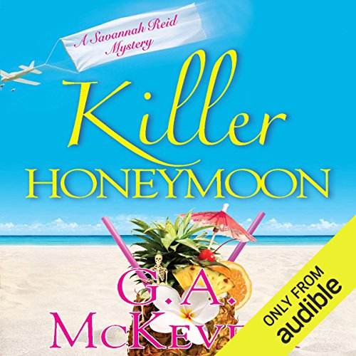 Killer Honeymoon audiobook cover art