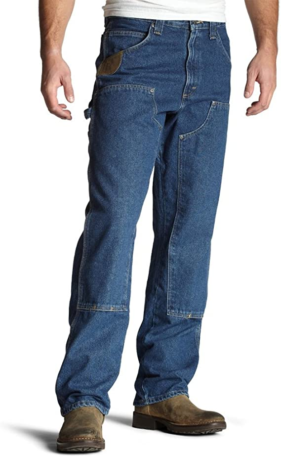 90s Outfits for Guys | Trendy, Party, Cool, Casaul Wrangler Riggs Workwear Mens Utility Jean  AT vintagedancer.com