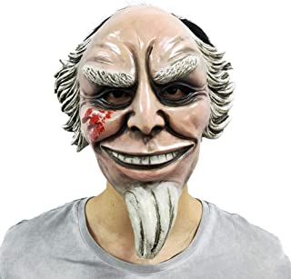 Gmasking 2019 Latex Election Year Horror Killer Uncle Sam Cosplay Mask Halloween Party Props