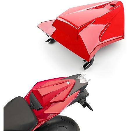 Artudatech Motorrad Soziusabdeckung Sitzkappe Verkleidung Heckabdeckung Rücksitzbezug Rear Seat Cowl Fairing Tail Cover Für B M W S1000rr 2015 2018 Auto
