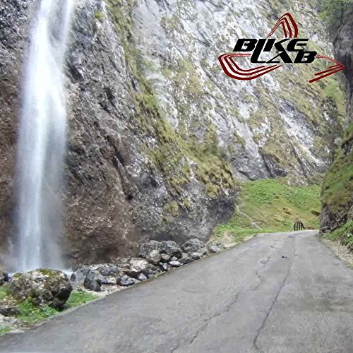 BikeLabVideo Passo Fedaia (with Serrai of Sottoguda Canyon) (Dowloadable Video) - BIKELAB - RLV Film for TacX/Elite REAL/DAUM/KETTLER World Tour/Virtual Training/ROUVY/Fortius