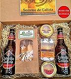 Estuche 'Morriña Express' cervezas de Galicia