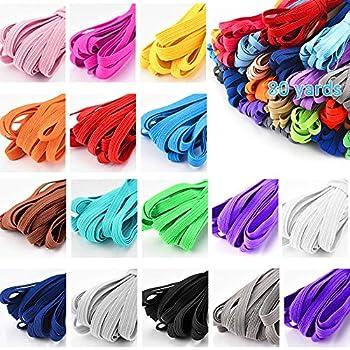 Best colored elastic Reviews