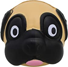 Thumbsup UK PUGSTRS, Pug Stress Ball, Brown