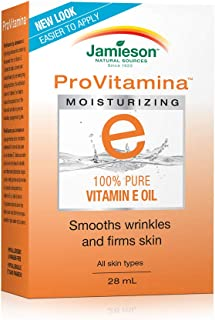 Jamieson ProVitamina 100% Pure Vitamin E Oil , 28ml