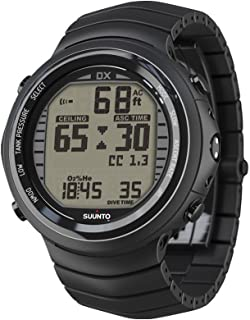 SUUNTO Men's DX Titanium W/USB Athletic Watches