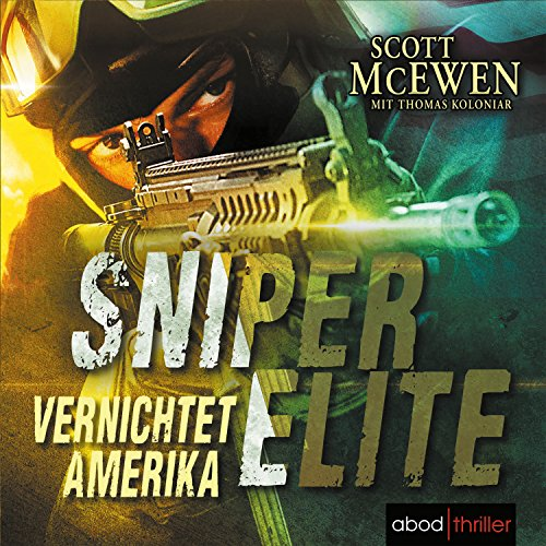 Vernichtet Amerika cover art