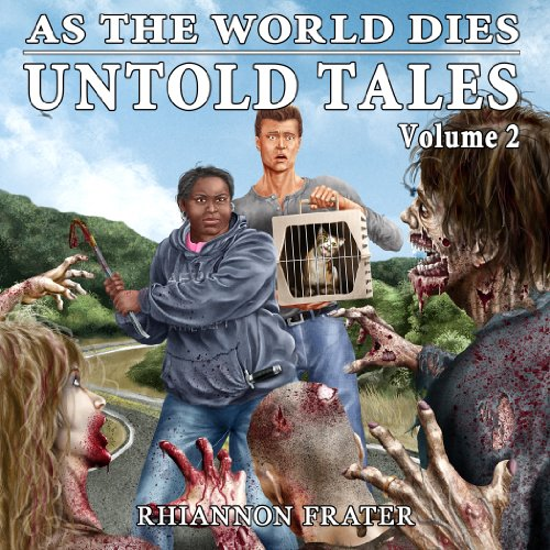 As the World Dies: Untold Tales, Volume 2 cover art