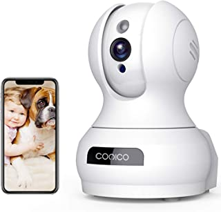 Conico 1080P HD Wi-Fi Baby Monitoring Wireless Security Camera