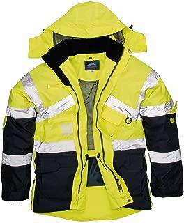 Portwest C376ORRXXL Athens Mesh Air Executive Vest 2X-Large Orange