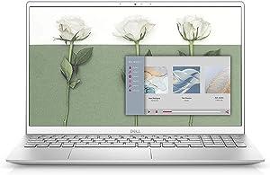 2021 Dell Inspiron 5000 I5502 15.6 FHD Laptop PC 4-Core Intel i7-1165G7 32GB DDR4 RAM 1TB NVMe SSD Intel Iris Xe Graphics HDMI Webcam Bluetooth Wi-Fi USB-C Windows 10 Home w/ RE 32GB USB 3.0 Drive