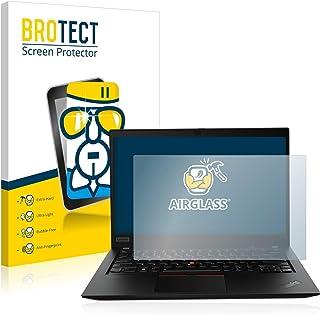 BROTECT Glas Screenprotector compatibel met Lenovo ThinkPad T14s Gen 1 - Beschermglas met 9H hardheid