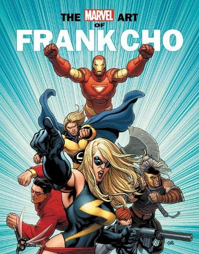 Marvel Monograph: The Art of Frank Cho - Thomas, John Rhett, Cho, Frank