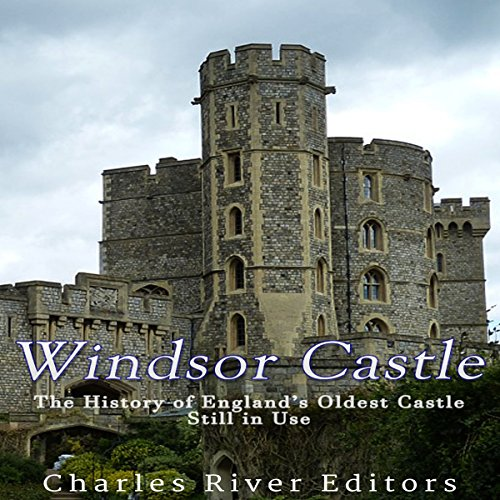 Windsor Castle audiobook cover art