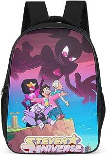 Steven Universe - Mochila para niños pequeños y pequeños, duradera, con compartimento para portátil