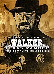 Walker, Texas Ranger Complete Collection
