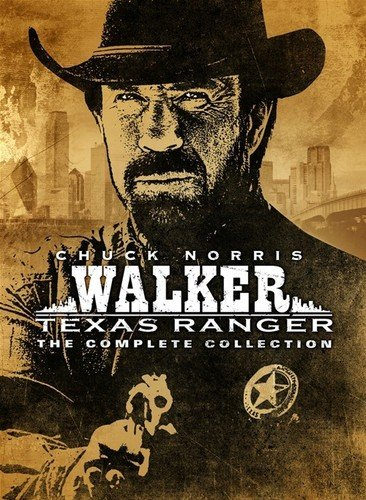 Walker, Texas Ranger: The Complete Collection